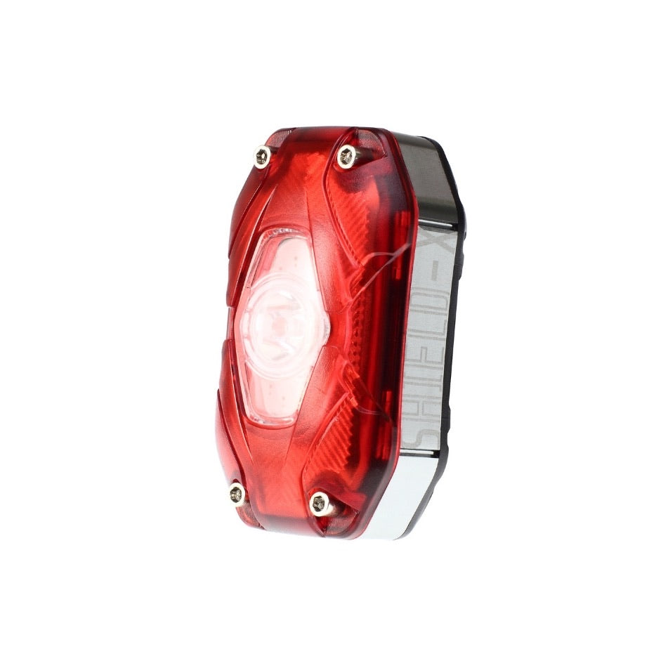 Moon Shield X 80 Lumens USB Rechargeable Red Light