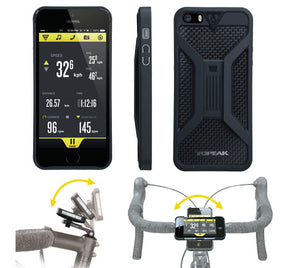 Topeak RideCase with Mount for iPhone 5 / 5S / SE