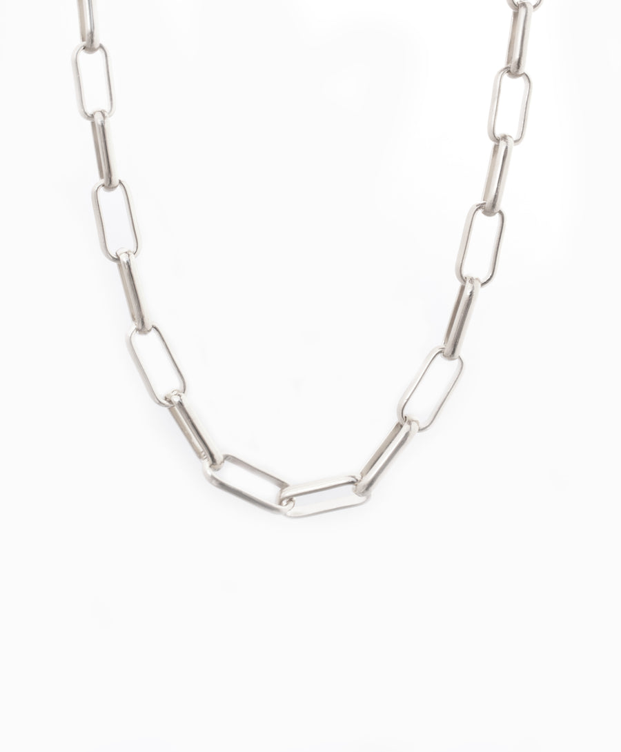 FRIDA Necklace Silver - DRY