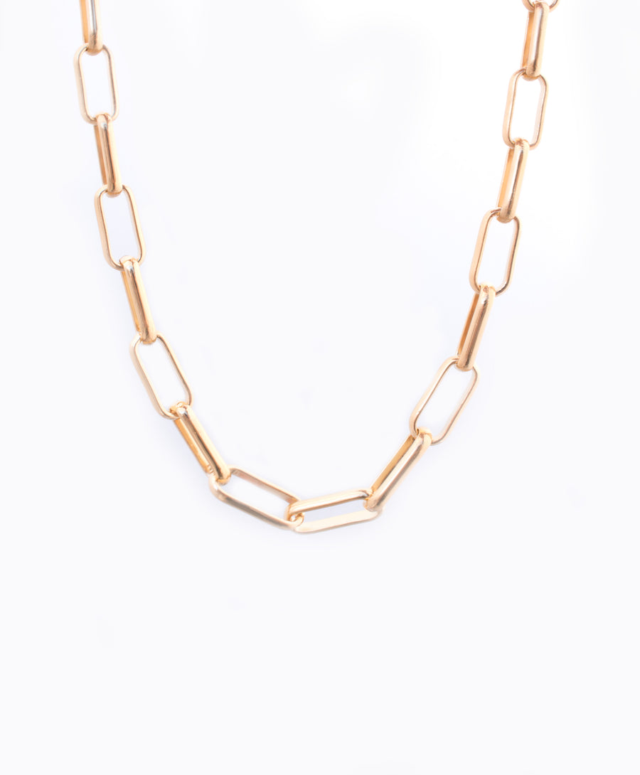 FRIDA Necklace Gold - DRY