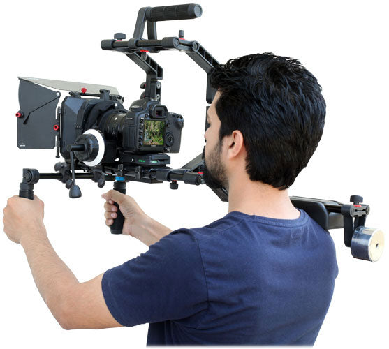 DSLR shoulder mount