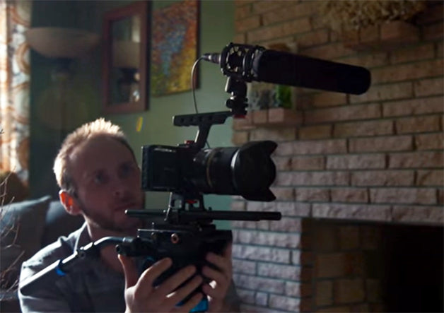 Camera Cage Mount
