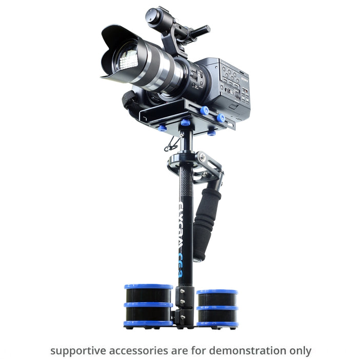 Flycam CF-3 Carbon Fiber Camera Stabilizer with Quick Release Plate