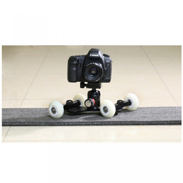 Filmcity Tabletop Rolling Slider Dolly