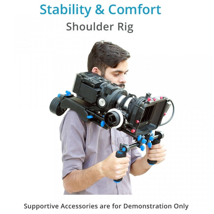 Filmcity DSLR Shoulder Rig with Counter Weight