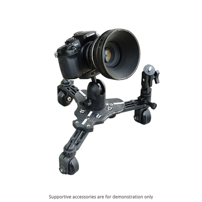 FlyFilms Rollercam TableTop Camera Dolly With Ball Head