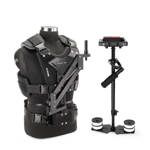 Flycam 5000 Camera Steadycam System  with Comfort Arm and Vest