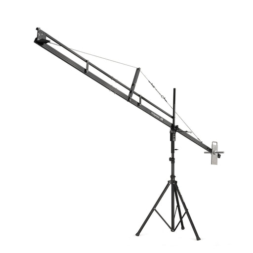 Proaim 12ft Camera Crane Jib with Stand for Gimbals, Pan-Tilt & Fluid Head