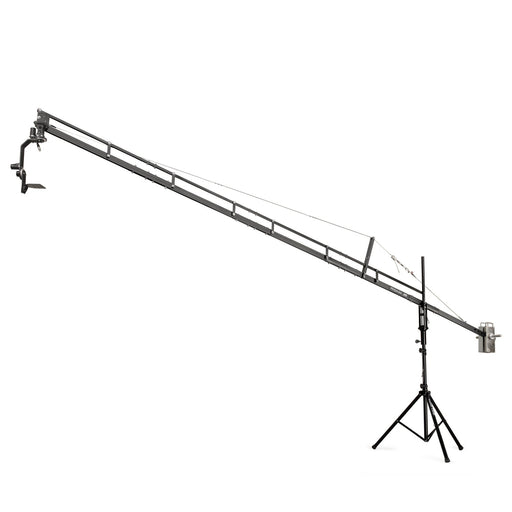 Proaim 18ft Camera Crane Jib, Stand, Jr. Pan-Tilt | Gimbal Compatible