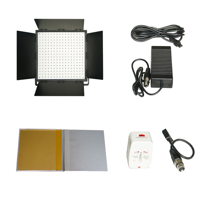 Proaim 1pc Led-1000 Studio Daylight Led with DMX