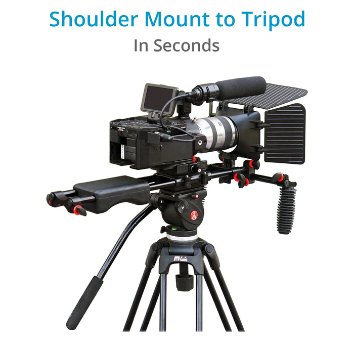 Filmcity DSLR Shoulder Rig