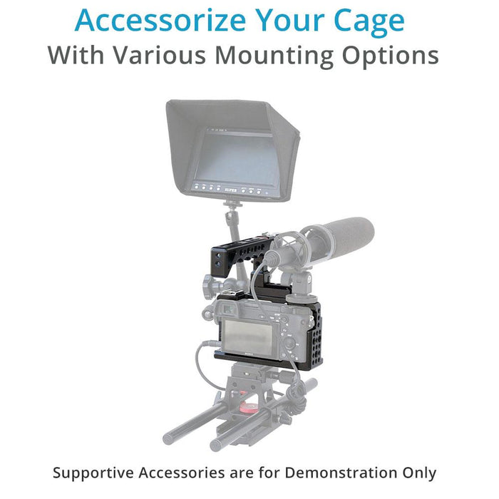 Filmcity DSLM Camera Cage With Top Handle