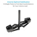 Flycam HD-3000 Handheld Video Camera Stabilizer with Comfort Arm Vest