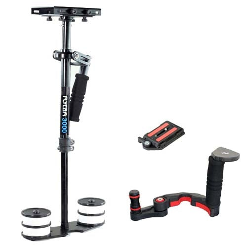 Flycam 3000 Camera Steadycam with Yoko Smart Support
