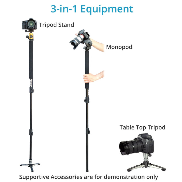 Proaim Rock Monopod With Feet