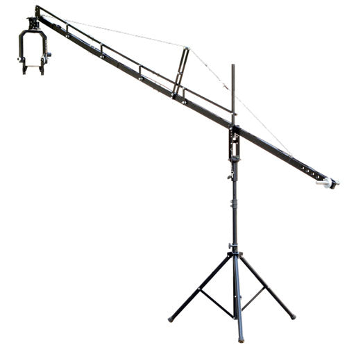 Proaim 14ft Camera Jib Crane with Gold Pan-Tilt Head