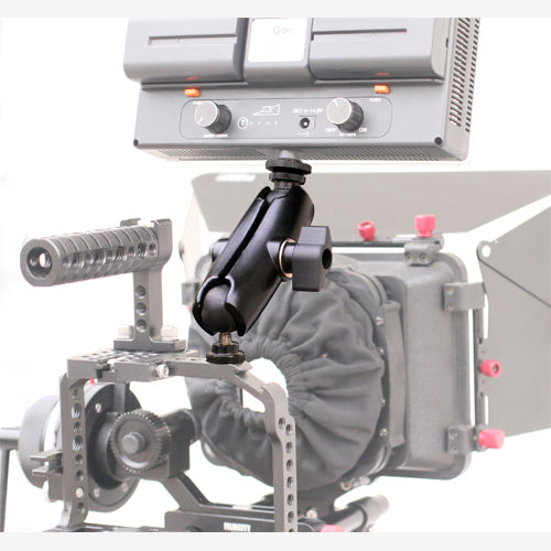 Proaim Articulating Magic Arm Mount Adapter with Pliers Clip kit