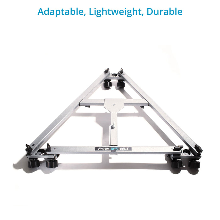 PROAIM™ Swift Camera Dolly System with 12ft Straight Track