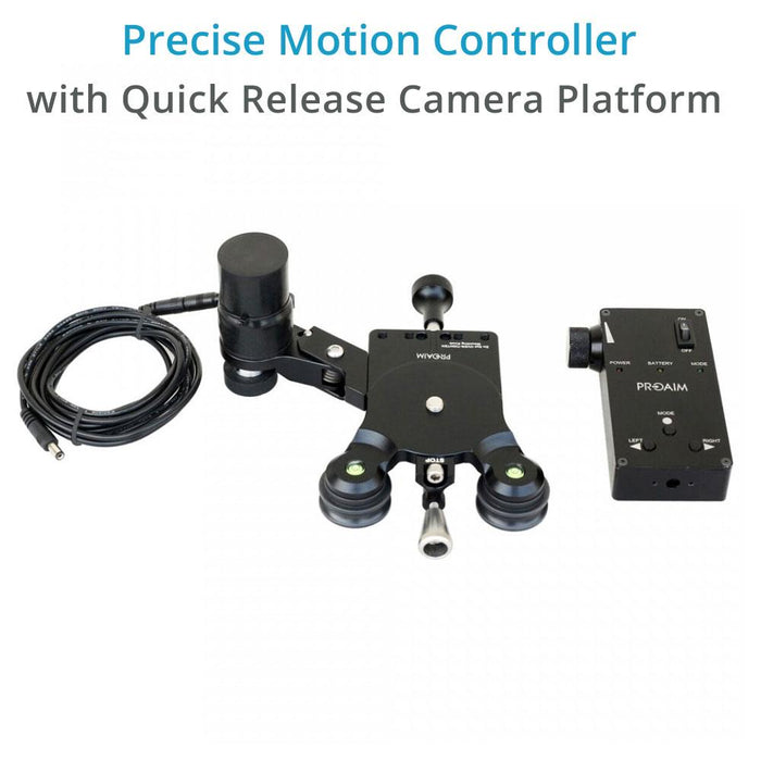 Proaim Curve-120 Curved Camera Slider with Motion Control System