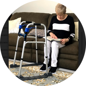 Stabilizer Walker - Be Stable and prevent falls. Best Mobility Walker