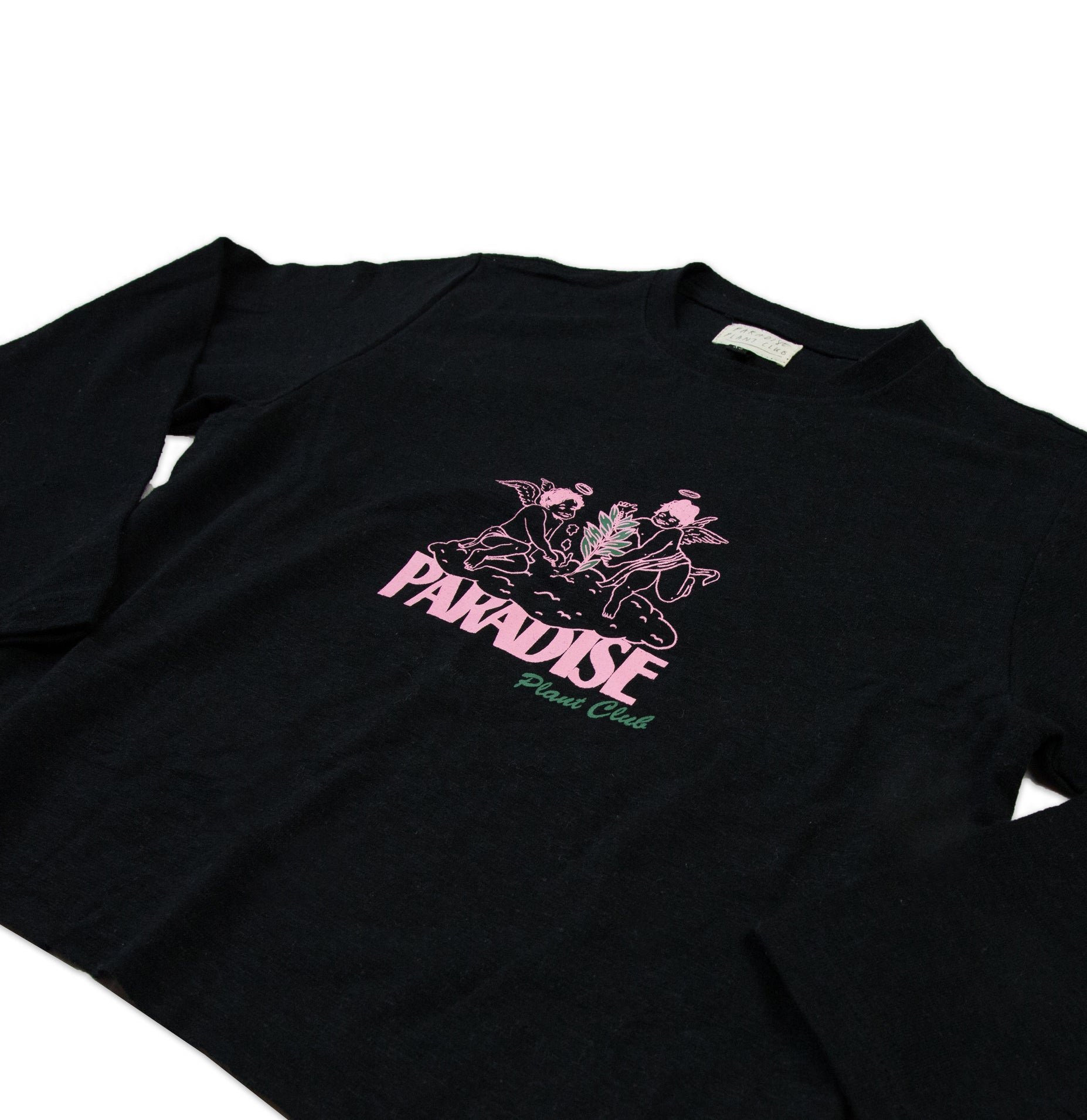 Cherub Long Sleeve - Black