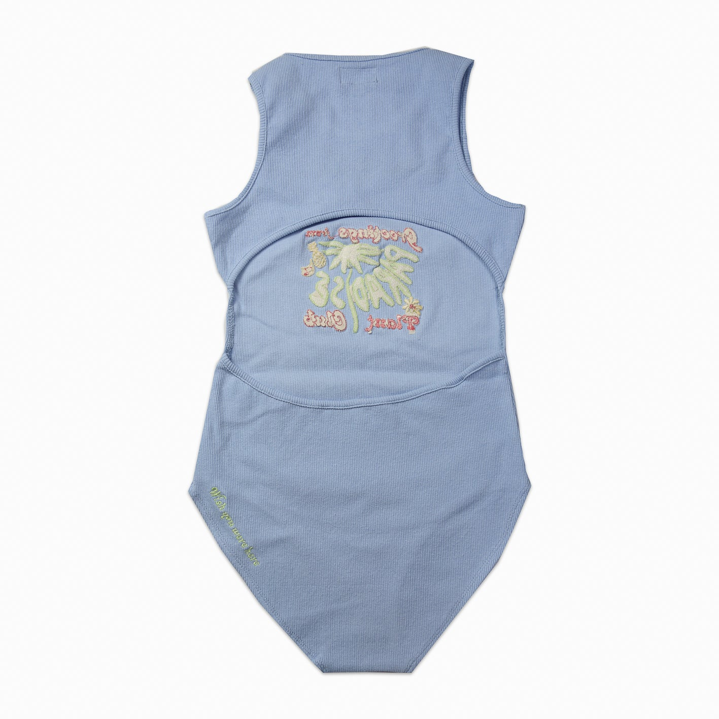 Vol.3 Souvenir Bodysuit - Blue