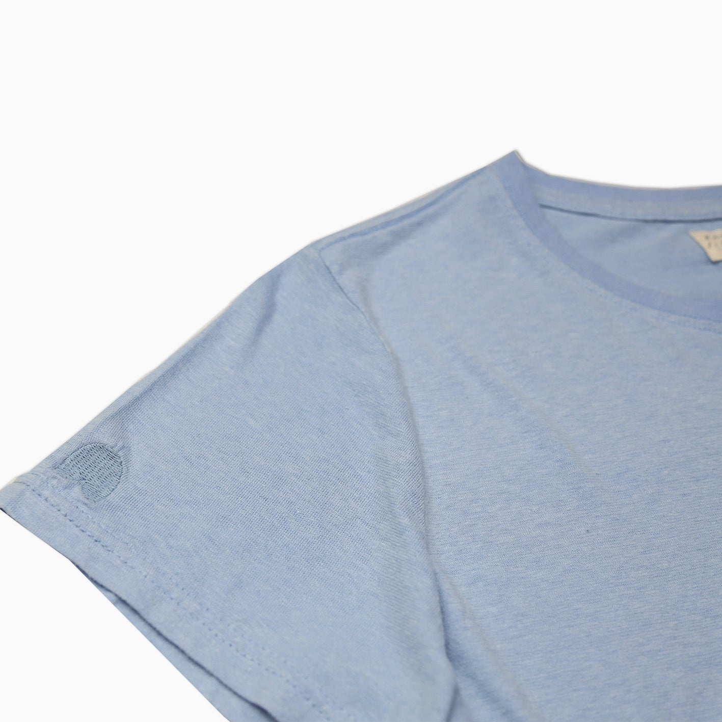 Vol.3 Basic Logo T-Shirt - Blue
