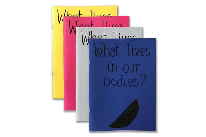 What lives in our body