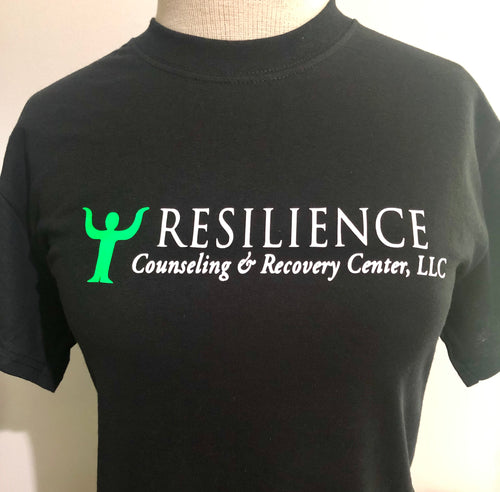 Resilience Counseling & Recovery Center Signature Tee