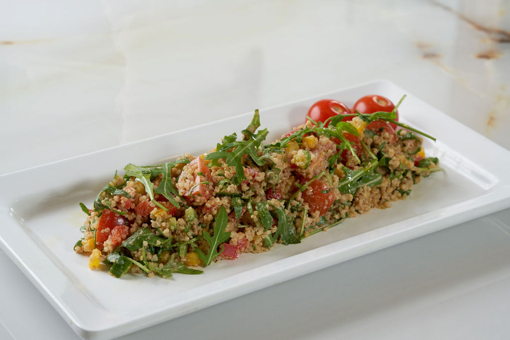 Quinoa Salad Senyar Fish Local Fish Fresh Fish