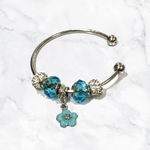 Load image into Gallery viewer, Handmade charm bracelet