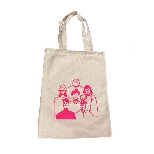 Canvas Tote Bag Community (Only available online!!)