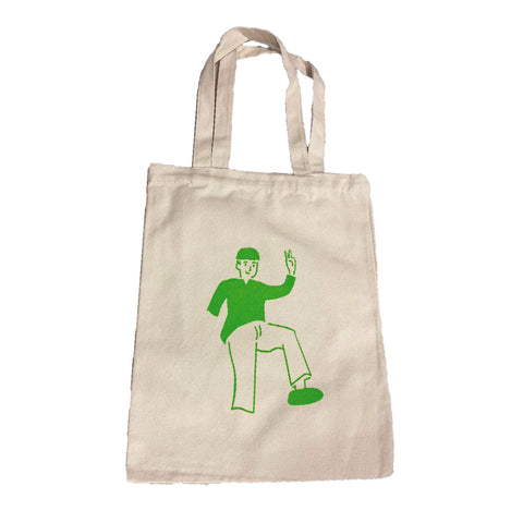 Canvas Tote Bag   Peace