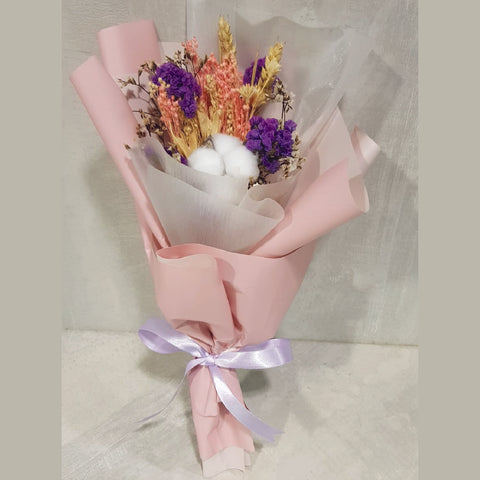 $12 Premium dried flowers bouquet