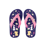 Teddy Rabbits Little Kids Flip Flops