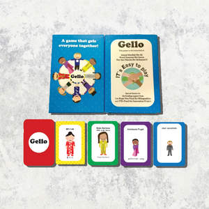 Gello Cards - Fun card game for the family!