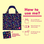 Load image into Gallery viewer, Kindness Recycle Eco Tote Bag