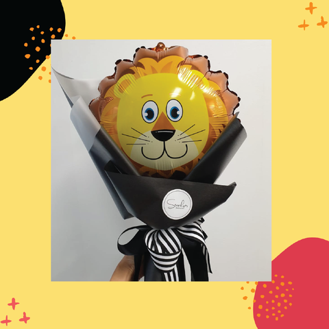 SPACE Mini Bouquet - Lion