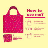 Pineapple Recycle Eco Tote Bag