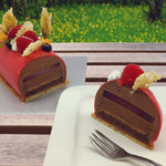 Load image into Gallery viewer, Raspberry Chocolate Mousse