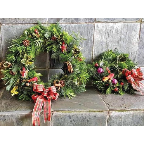 Register for Christmas Wreath Workshop, 4 Dec, Friday (3-5pm)