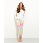 Stripe and Stare Tie Dye Loungepant