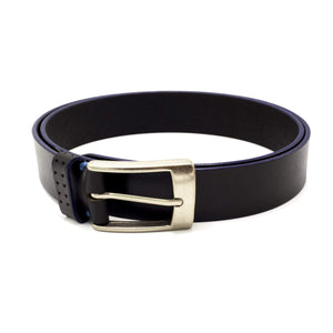 TALIA BELT BLACK & BLUE