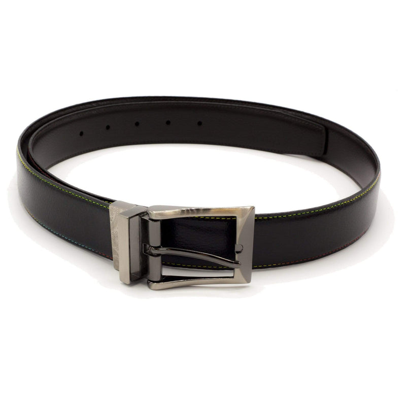 TALIA BELT BLACK COLOR STITCH