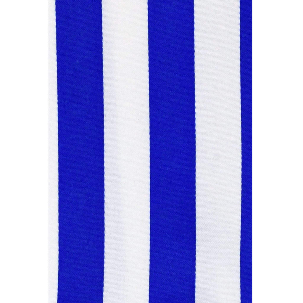 VITTORIO FARINA BLUE & WHITE STRIPE