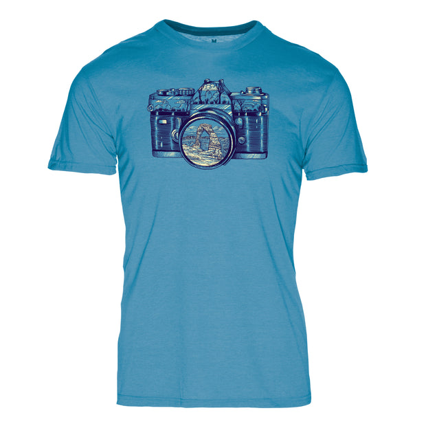 CLICK Arches National Park REPREVE® Crew T-Shirt