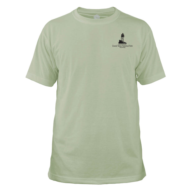 Grand Teton Classic Backcountry Basic Crew T-Shirt