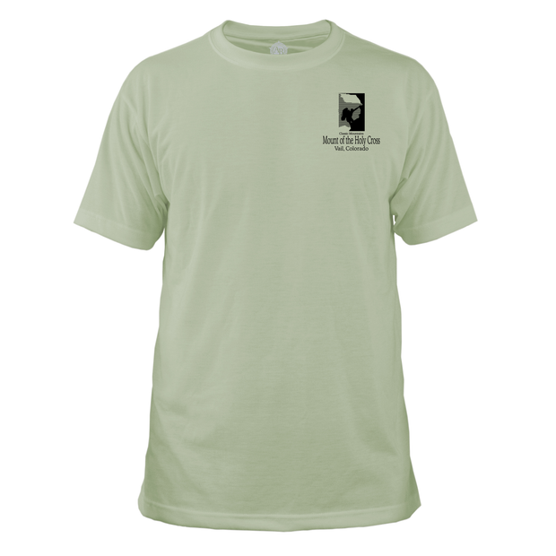 Mount Of Holy Cross Classic Mountain Basic Crew T-Shirt