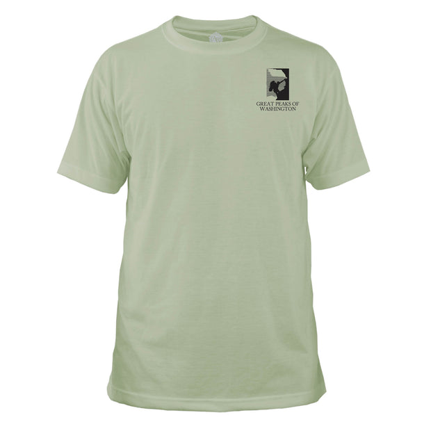 Washington Diamond Topo Basic Crew T-Shirt