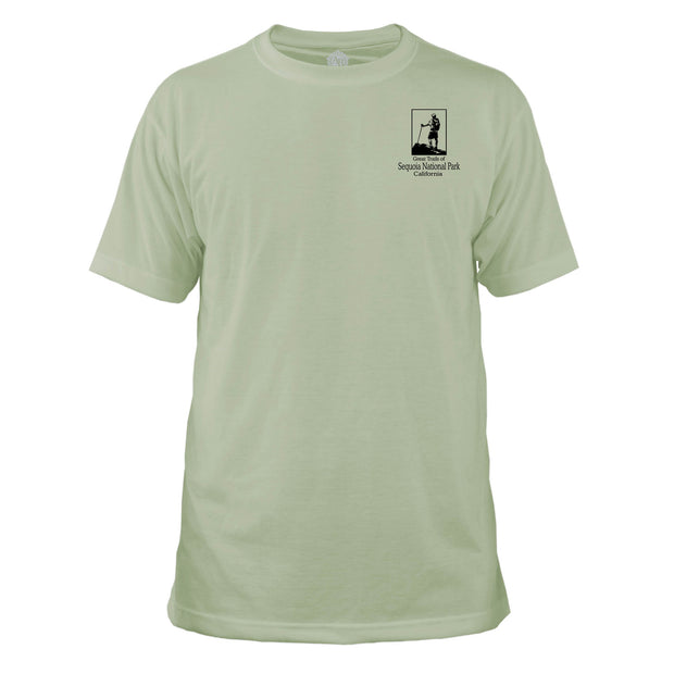 Sequoia National Park Great Trails Basic Crew T-Shirt